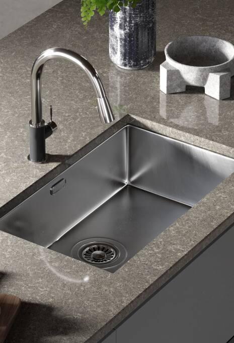 Milano Elements Kitchen in Metallic Bronze