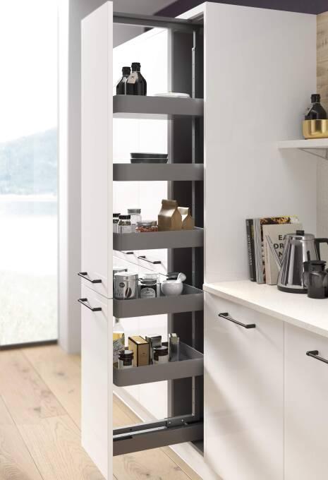 Ultra Kitchen in Bianco