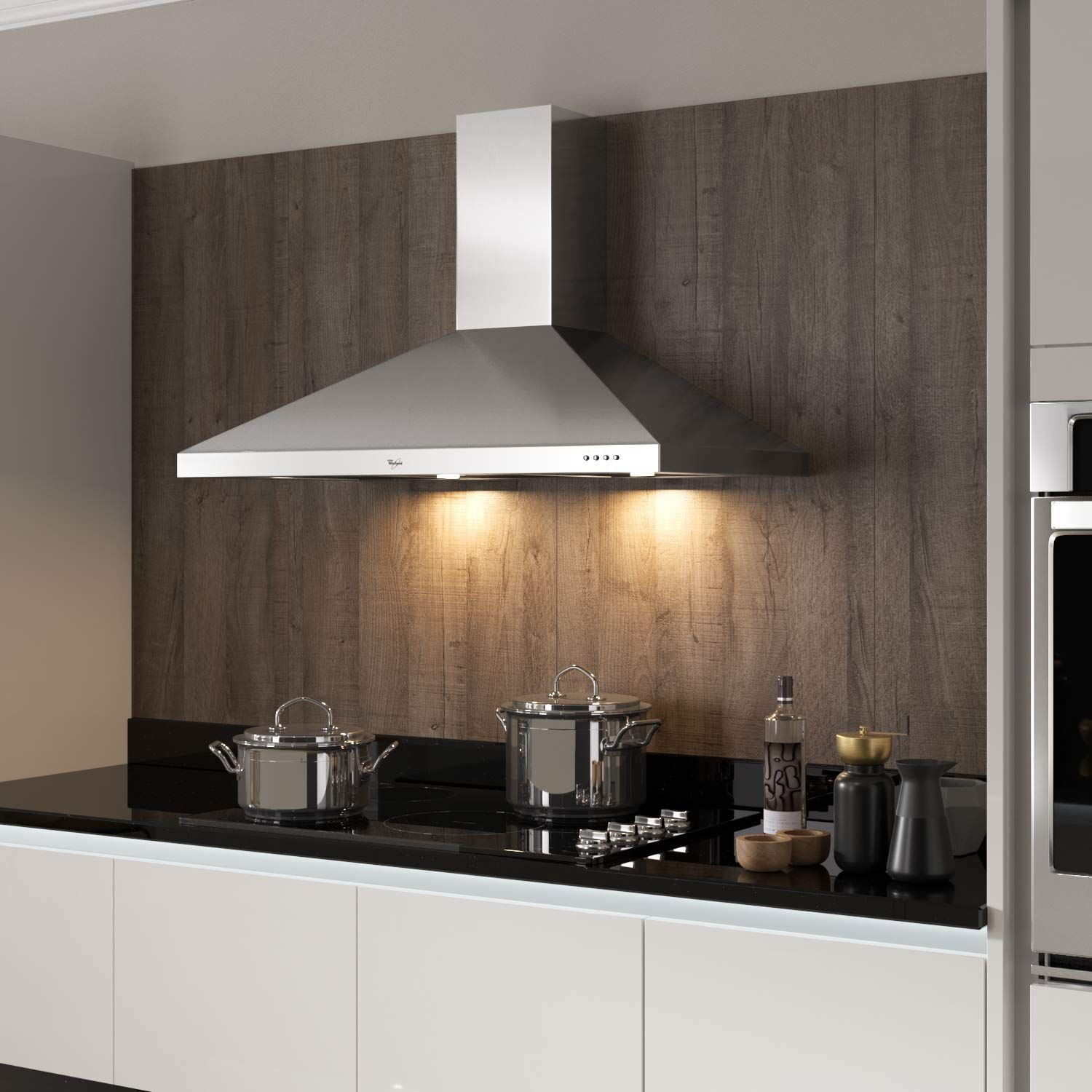 Milano Ultra Kitchen in Cloud