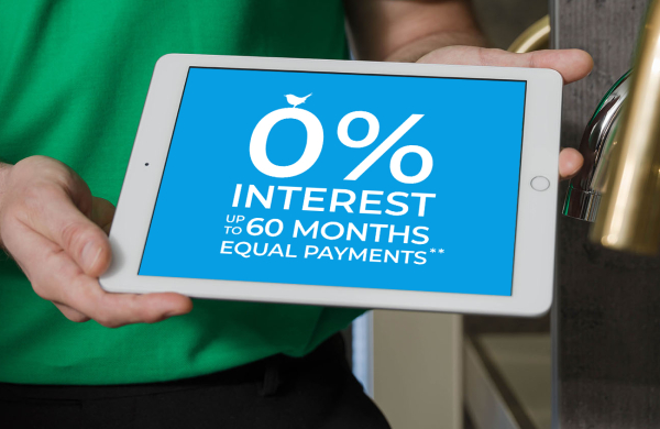 Interest free credit available**