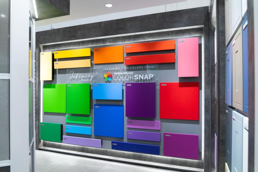 doors & colors